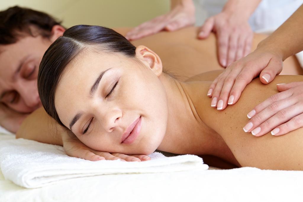 Lichaamsmassages